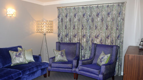 Handmade Curtains & Blinds